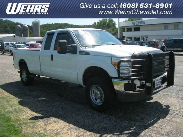 2012 Ford Super Duty F-250 Truck Super Duty F-250 Ford