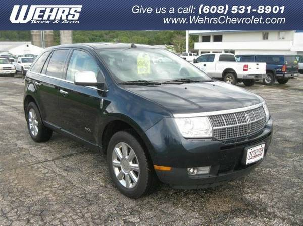 2009 Lincoln MKX Base AWD 4dr SUV SUV MKX Lincoln