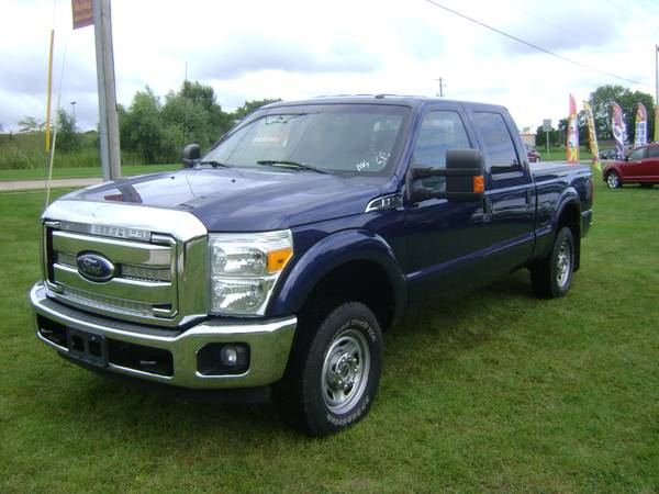 2012 Ford F 250 Super Duty