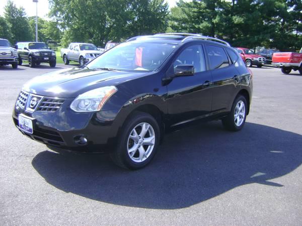 2008 Nissan Rogue AWD