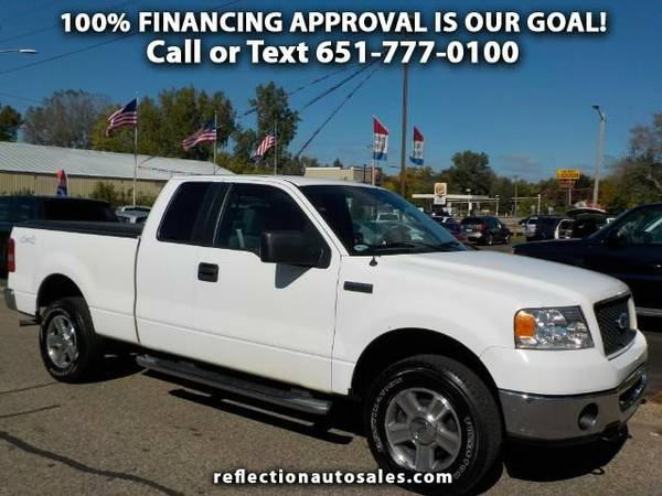 2006 Ford F-150 XLT 4WD Truck F-150 Ford