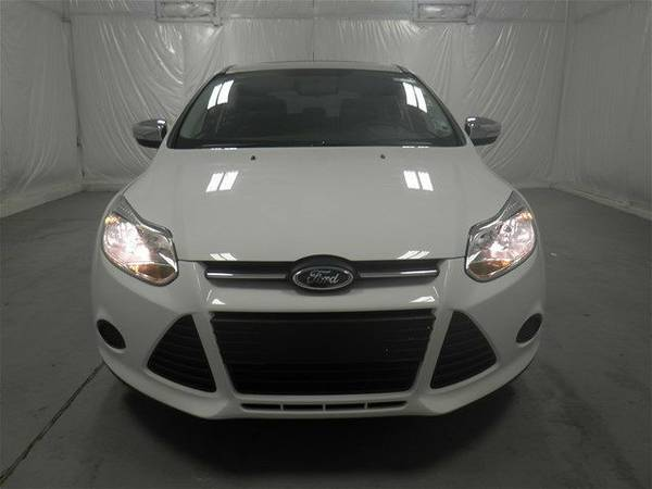 2014 Ford Focus SE Hatchback Focus Ford