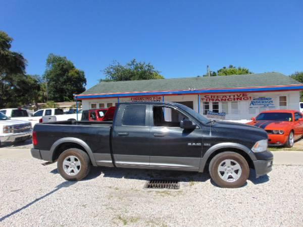 2009 Dodge Ram 1500 TRX Off Road Crew 100% Financing & Leasing