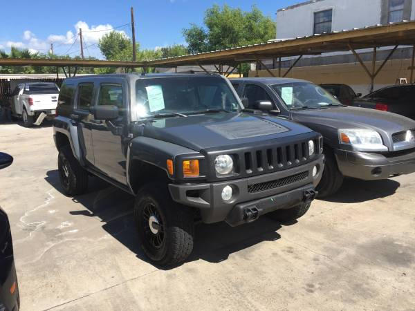 2008 Hummer H3 Automatic 4x4