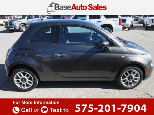 2014 *Fiat* *500* *Pop* *Hatchback* 40k miles