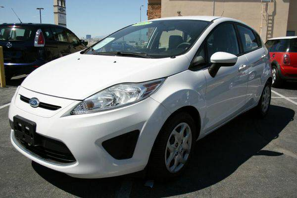 2012 *FORD* *FIESTA* SE - BAD CREDIT OK!!