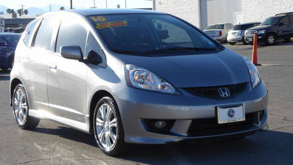 2010 *Honda* *Fit* 5dr Hatchback Manual Sport -📲$995 DOWN DELI