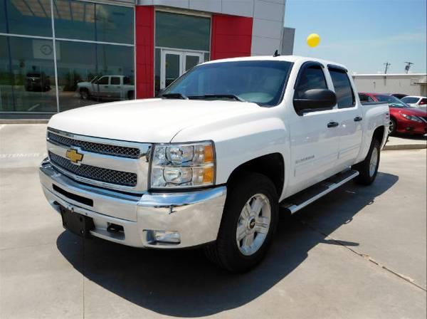 2012 Chevrolet Silverado 1500 Truck LT