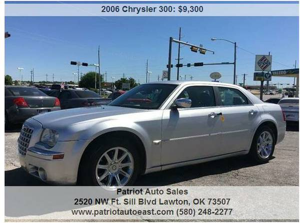 ----- 2006 CHRYSLER 300C HEMI POWERED! -----