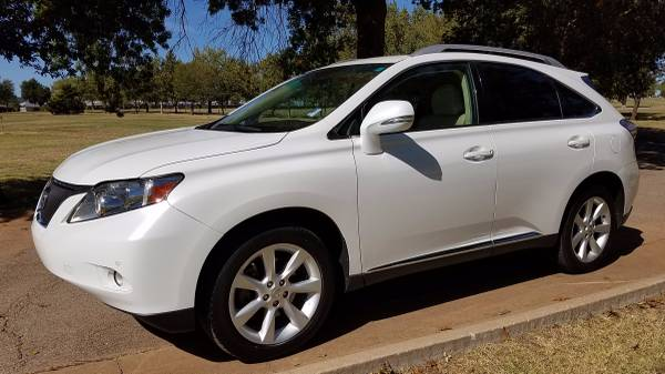 2010 LEXUS RX 350 KEYLESS ENTRY NAVIGATION SUNROOF ~ ONE-OWNER ~ !!!!!