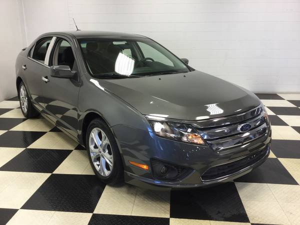 2012 FORD FUSION SE CRAZY LOW MILES! 35+ MPG! LIKE NEW! AMAZING DEAL!