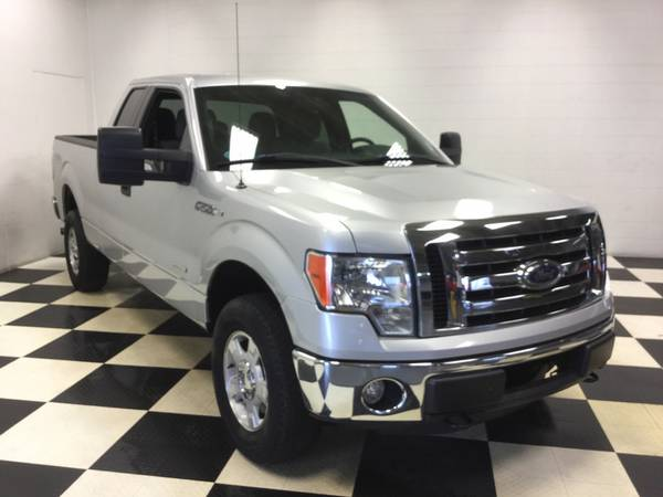 2012 FORD F-150 4 DOOR! 4X4! LOADED! DRIVES LIKE NEW!
