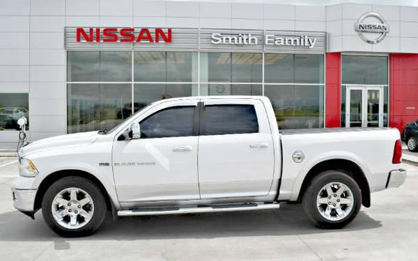 RAM Stock 109134 2012 1500 Truck Laramie