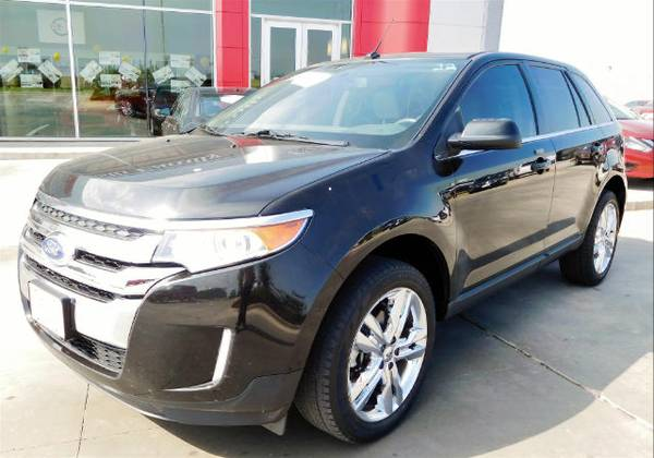 2013 Ford Edge SUV Limited