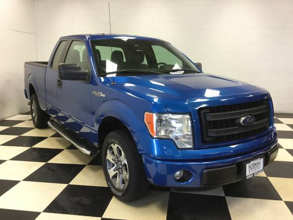 2013 FORD F-150 4 DOOR EXT CAB! 5.0L V8! ONLY 31K MI! STX PKG! MINT!