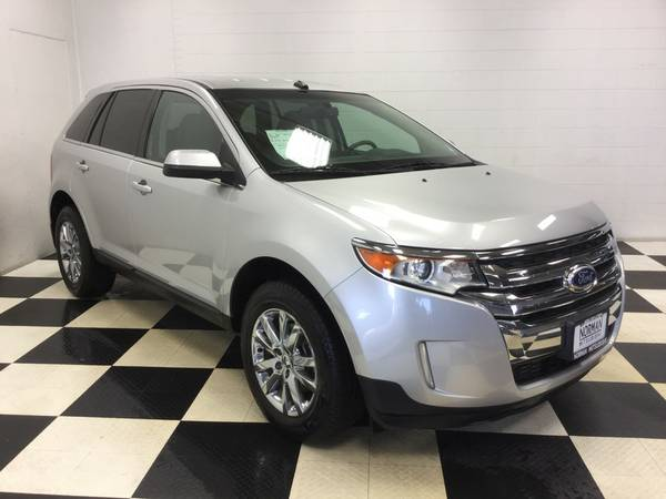 2014 FORD EDGE LIMITED EDT. LEATHER - BACK UP CAMERA! SUPER LOW MILES!