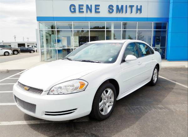 2015 Chevrolet Impala Limited Sedan LT