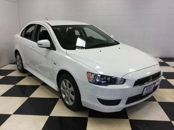 2015 MITSUBISHI LANCER LOW LOW MILES! FULL WARRANTY! MINT CONDITION!