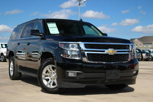 2015 CHEVROLET SUBURBAN LT 4WD! GREAT CONDITION! PERFECT FOR YOU!