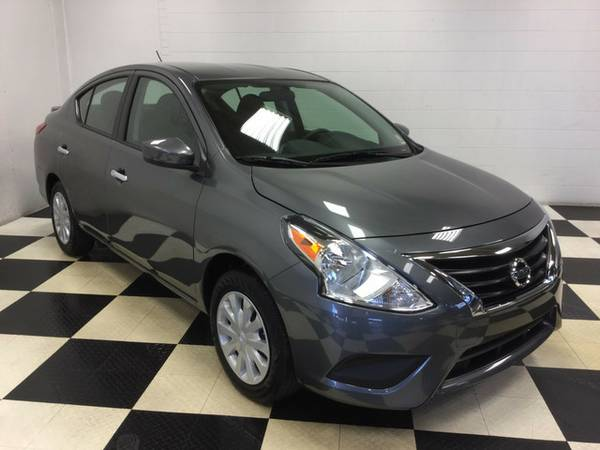 2016 NISSAN VERSA ONLY 11K MILES! FUEL SAVER!! 30+ MPG! GREAT DEAL!!