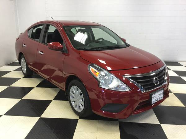 2015 NISSAN VERSA S PLUS 30+ MPG FUEL SAVER MINT CONDITION