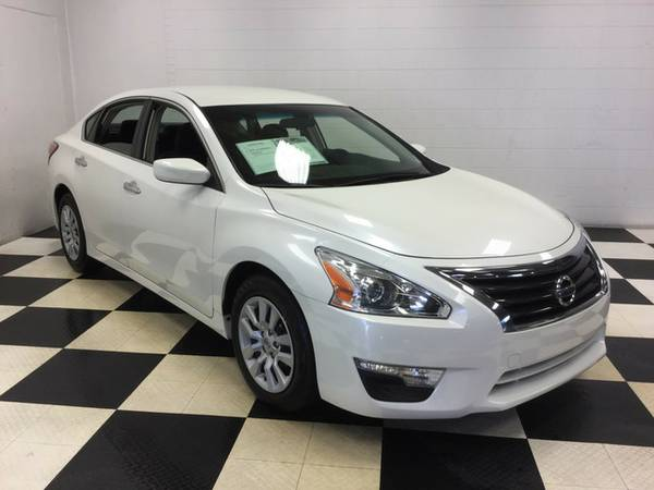 2013 NISSAN ALTIMA 2.5 CERTIFIED LIKE BRAND NEW LOTS OF EXTRAS!