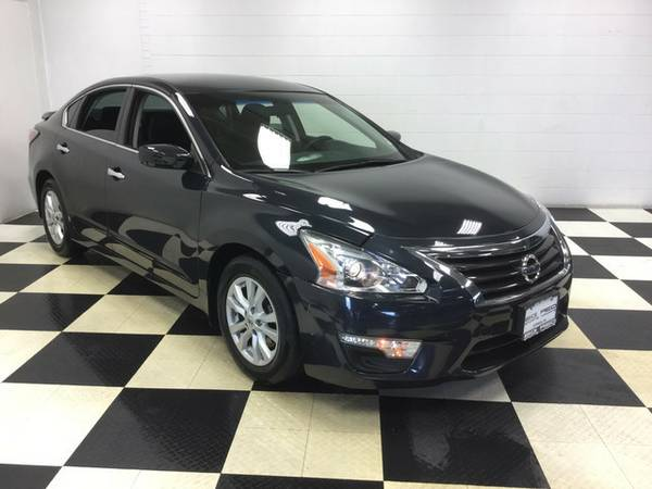 2014 NISSAN ALTIMA 2.5 S LOADED MINT CONDITION GOTTA SEE!!
