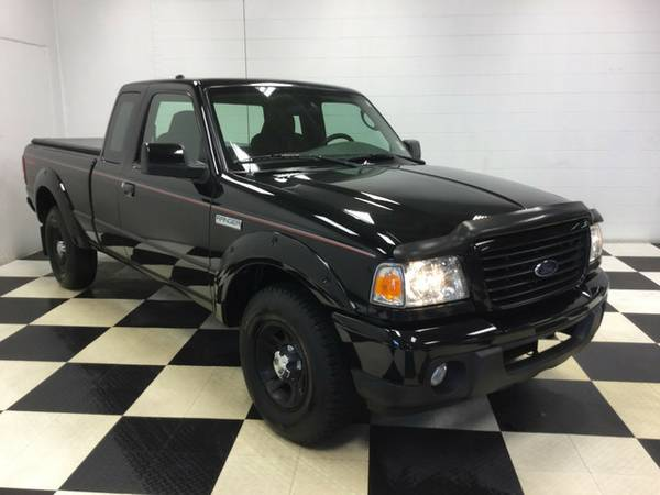 2008 FORD RANGER XLT SPORT PACKAGE RARE FIND LOTS OF EXTRAS!!