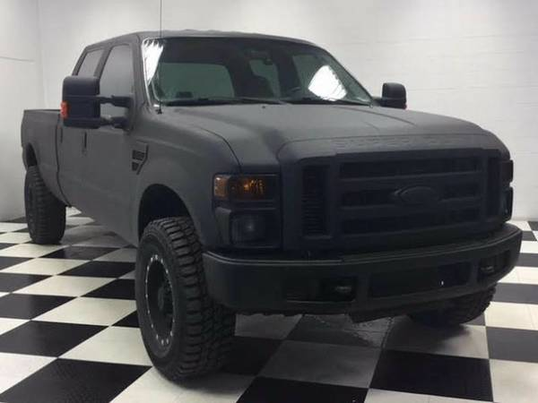 2008 FORD SUPER DUTY F-350 SRW XLT ONE OF A KIND BAD BOY EXTRA AD ONS