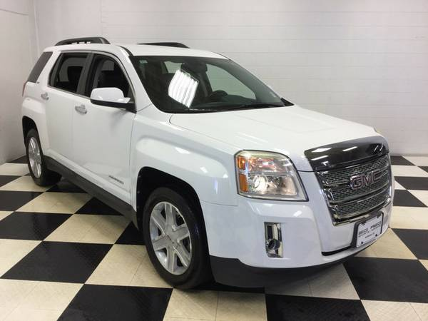 2011 GMC TERRAIN SLT-1 LOW PRICE LEATHER LOADED PERFECT IN AND OUT!