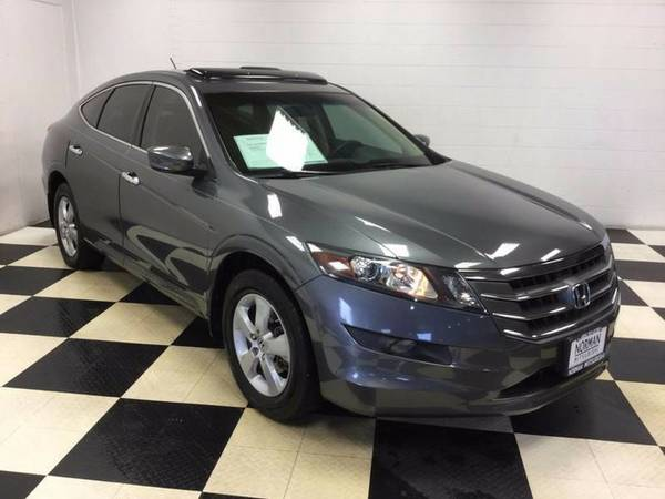 2010 HONDA ACCORD CROSSTOUR EX SUNROOF! EX PKG 3.5 L V6! DRIVES GREAT!