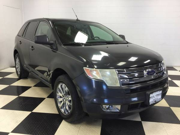 2007 FORD EDGE SEL LEATHER LIMITED EDITION MINT CONDITION GOTTA SEE!!