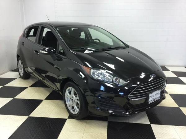 2014 FORD FIESTA SE FACTORY WARRANTY +30 MPG FUEL SAVER!!