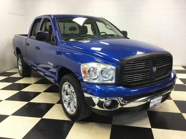 2008 DODGE RAM 1500 SLT 5.7L V8 HEMI LARAMIE MINT CONDITION!