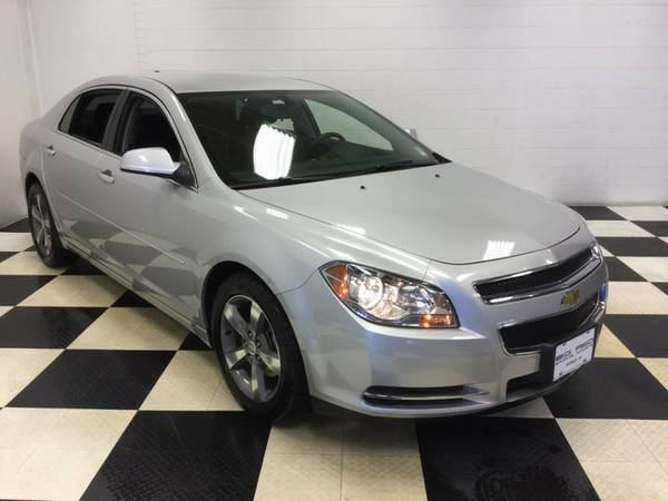 2012 CHEVROLET MALIBU LT LOW MILES MINT CONDITION!!