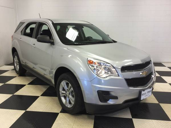 2014 CHEVY EQUINOX LS FUEL SAVER SUV ONLY 33K MILES! GOTTA SEE!