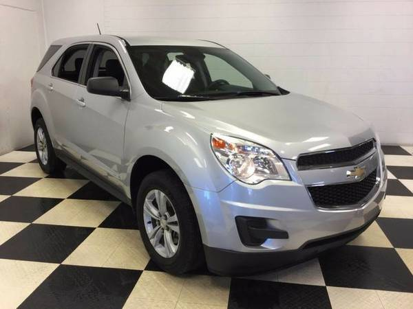 2013 CHEVY EQUINOX LX LOW PRICE LOTS OF EXTRAS MINT CONDITION!