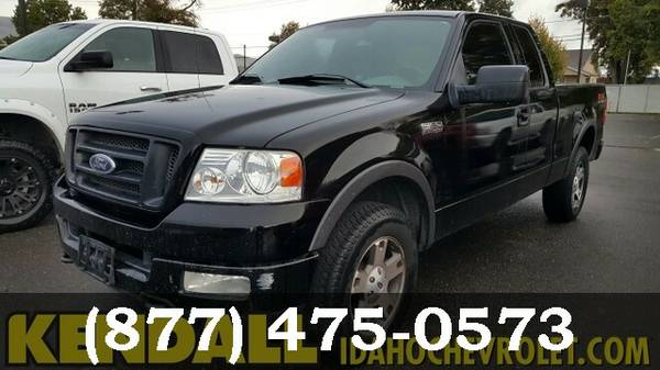 2004 Ford F-150 Black Best Deal!!!