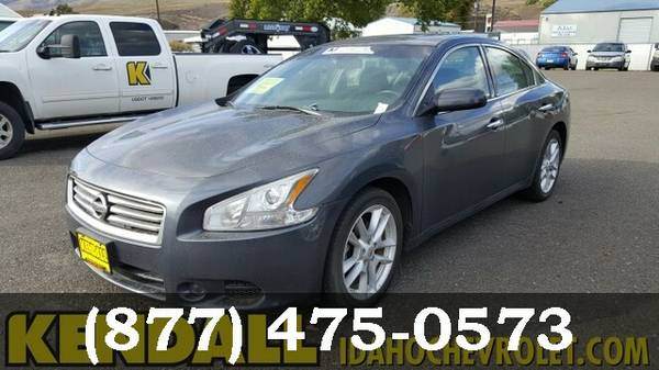 2013 Nissan Maxima GRAY Low Price..WOW!