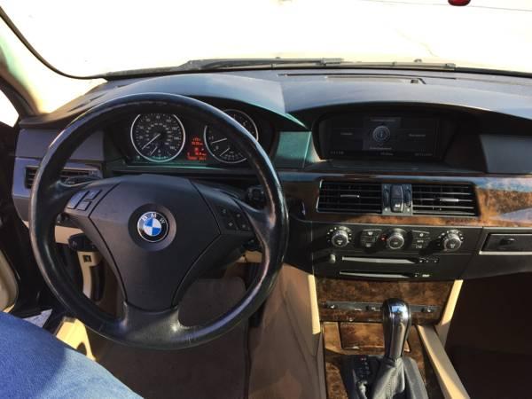 2006 BMW 530xi Sportswsgon