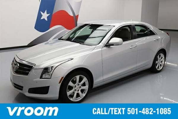 2013 Cadillac ATS 3.6L Luxury 7 DAY RETURN / 3000 CARS IN STOCK