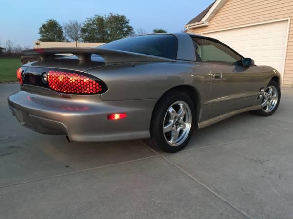 2001 Trans/Am WS6 Pontiac,Camaro,Corvette,Chevelle