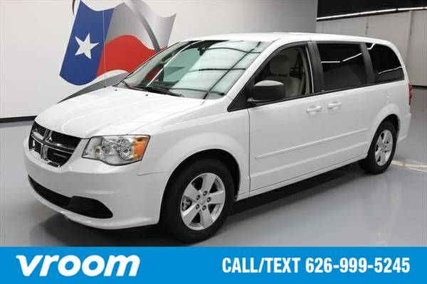 2014 Dodge Grand Caravan AVP/SE 7 DAY RETURN / 3000 CARS IN STOCK