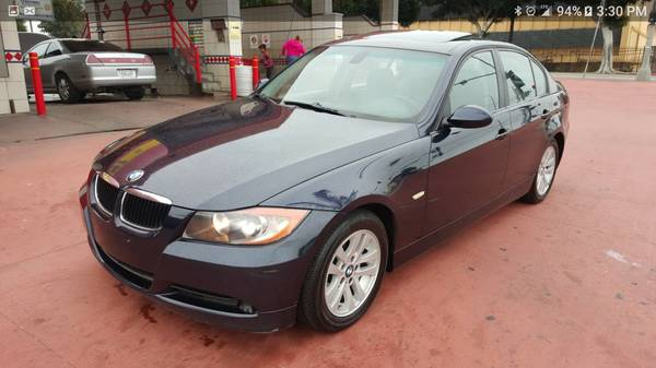 2007 BMW 328i / 98K MILES / CLEAN TITLE / AUTOMATIC / SMOG CHECK...