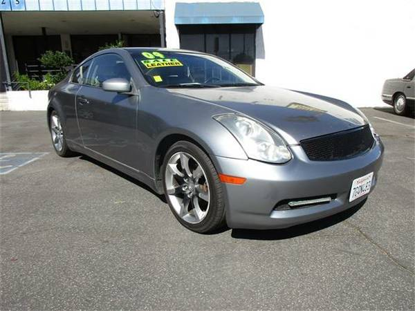 2004 Infiniti G35, LEATHER, SUPER SPORT* WEEKEND SALE *