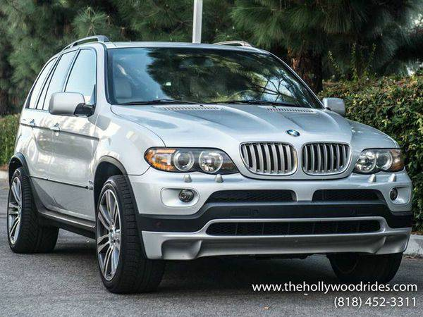 2006 *BMW* *X5* 4.8is AWD 4dr SUV