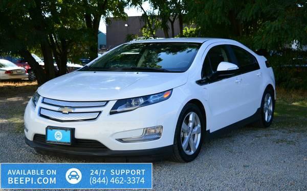 2014 *Chevrolet* *Volt* *5dr Hatchback* -$19,828