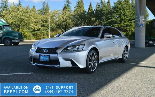 2015 *Lexus* *GS 350* *4dr Sedan AWD* -$47,263