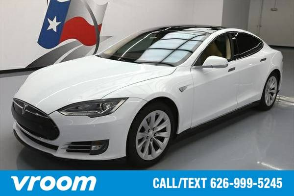 2013 Tesla Model S 4dr Sedan Sedan 7 DAY RETURN / 3000 CARS IN STOCK