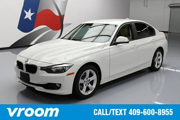 2014 BMW 328 i 7 DAY RETURN / 3000 CARS IN STOCK